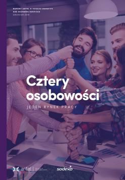 Raport Antal i Sodexo: Cztery osobowości - jeden rynek pracy