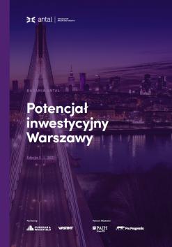Potencjał inwestycyjny Warszawy - BEAS 2021