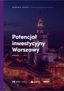 Potencjał inwestycyjny Warszawy - BEAS