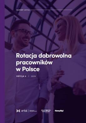 Rotacja dobrowolna pracowników w Polsce