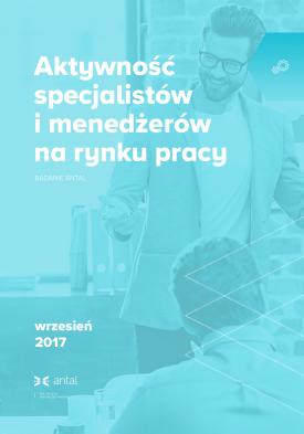 Aktywność specjalistów i menedżerów na rynku pracy - 7. edycja