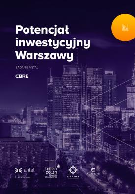 Potencjał inwestycyjny Warszawy