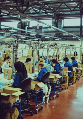 Jak radzi sobie sektor produkcyjny w czasach pandemii?