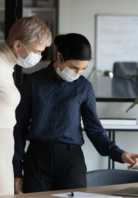 Cena choroby w środowisku pracy – nie tylko w czasie pandemii