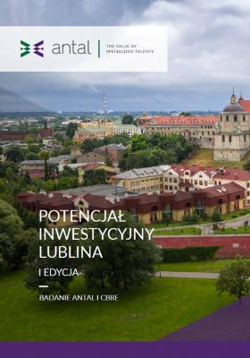 Potencjał inwestycyjny Lublina