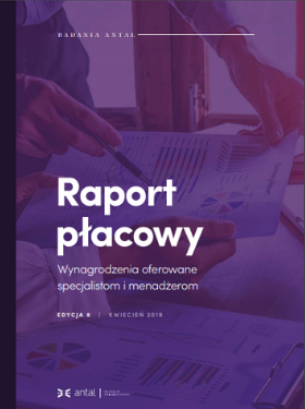 Raport Płacowy Antal 2019
