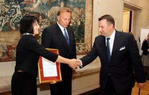 Antal International Ambasadorem Polskiej Gospodarki 2013