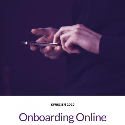 "Poradnik Antal ""Onboarding Online"""