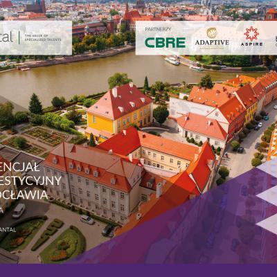 Co piata firma myśli o inwestycji we Wrocławiu. Przedsiębiorców przyciąga dostępność specjalistów ds. IT i finansów